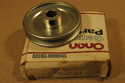 Onan 512-0134 pulley kit Other part from MarineSurplus.com