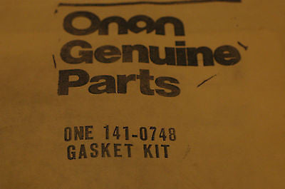 Onan 141-0748 gasket kit Gaskets/Seals part from MarineSurplus.com