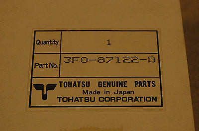Tohatsu Nissan Carburator rebuild kit 3F0-87122-0 Outboard engine parts part from MarineSurplus.com