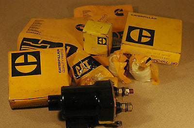 Caterpillar spare repair parts 7L6586 7W3200 109-7279 9L8738 Amp guage more Diesel Parts part from MarineSurplus.com