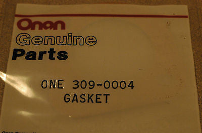 Onan 309-0004 gasket Gaskets/Seals part from MarineSurplus.com