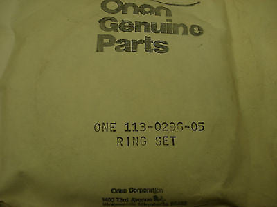 Onan 113-0296-05 Ring set Engine Parts part from MarineSurplus.com