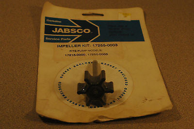 Jabsco Impeller Kit 17255-0003 marinesurplus.com