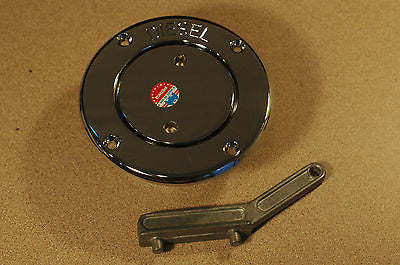 Perko 528-D09-CHR chrome bronze diesel deck fill plate marinesurplus.com