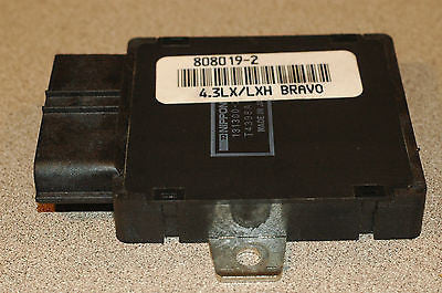 Mercruiser 808019 2 4.3LX LXH Bravo  ICM ignition control module marinesurplus.com