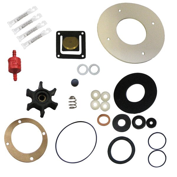 Raritan CHRK Crown Head Standard Overhaul Repair Kit