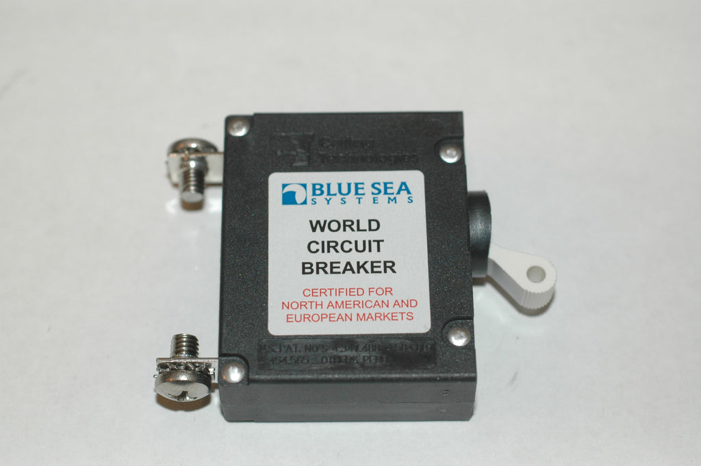 Carling 5 amp Blue Sea Circuit Breaker Switch AA1-X0-09-705-X11-P Electrical & Lighting part from MarineSurplus.com