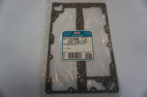 Aqua Power Marine - Exhaust Cover Gasket - Yamaha 6E5-41112-A1-00 - OMC 502681