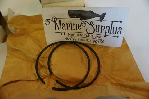 OEM Mercury Marine Quicksilver Piston Ring Set - 39-828564A 6 - .030 over