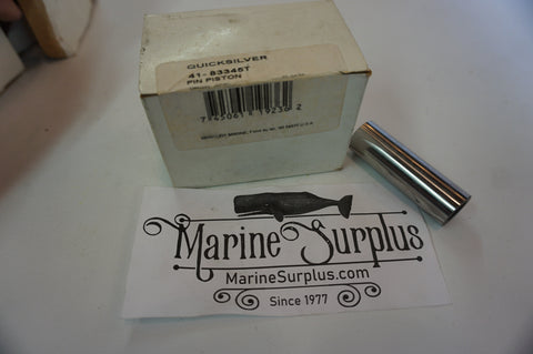 OEM Mercury Marine Quicksilver Mercruiser - Piston Pin - 41-83345T, 83345M