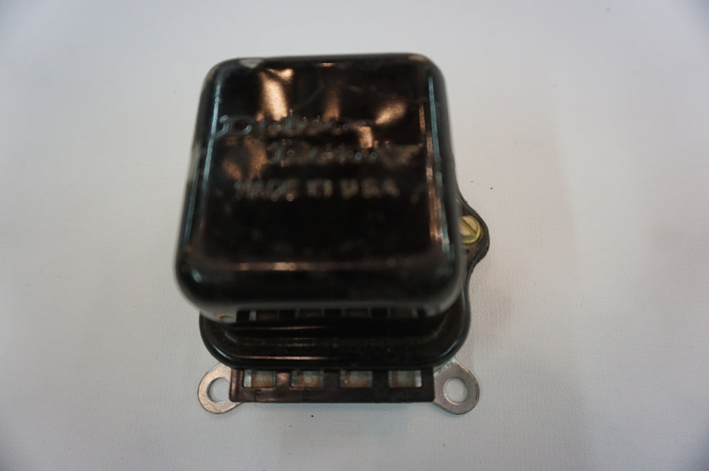 Delco Remy Vintage Voltage Regulator - 1119515 1119 515 - 12V N