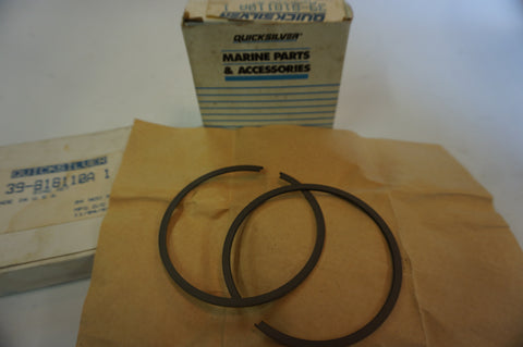 Mercury Marine Quicksilver - 39-818110A 1 -  Piston Ring Set - Genuine OEM