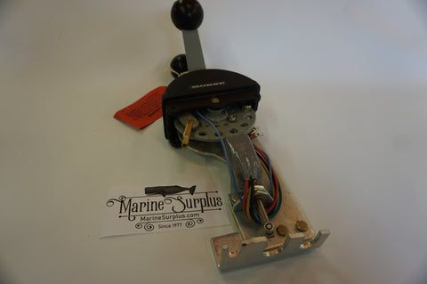 Morse Dual Lever Engine/Throttle Control - Binnacle Mount - MOR300138
