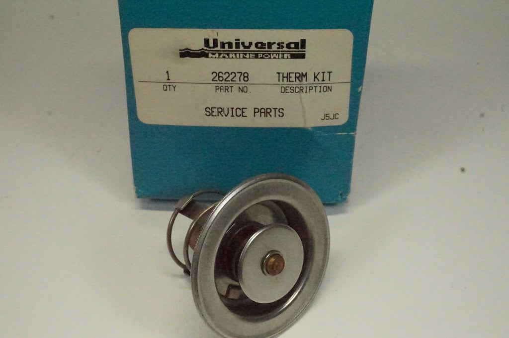 Atomic 4 / Westerbeke Thermostat - Universal Marine Power 262278