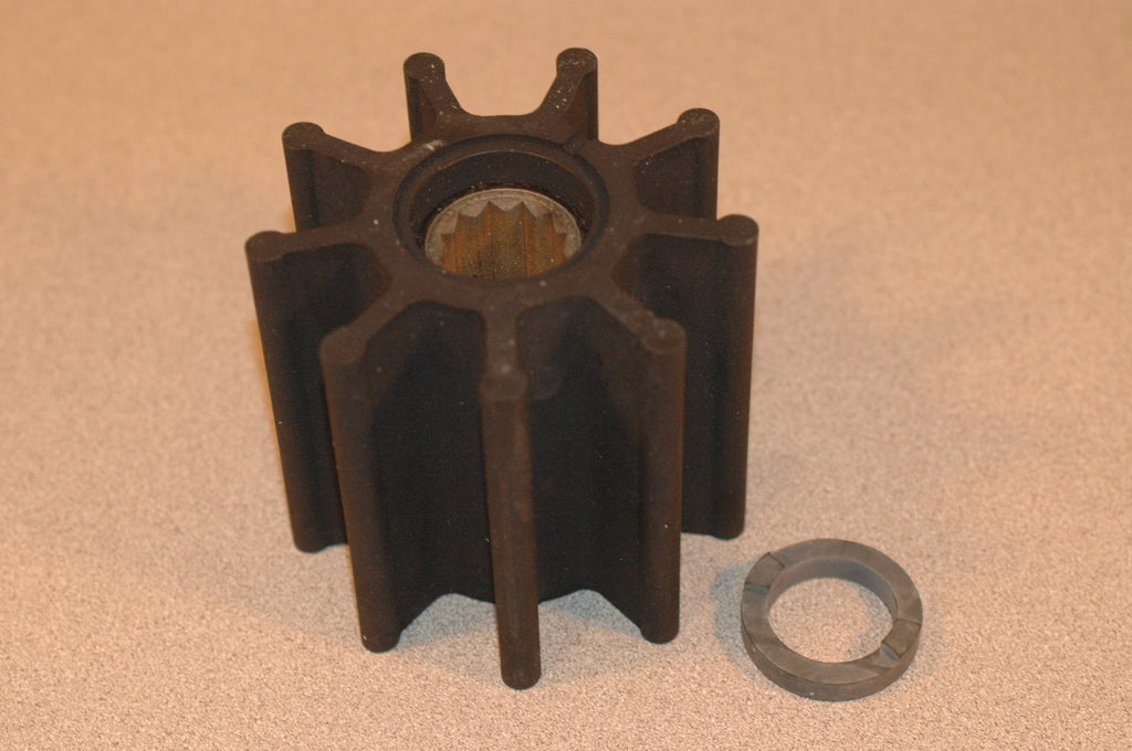 Johnson Pump 09-802B Impeller Jabsco 6760-0001  *A Impellers part from MarineSurplus.com