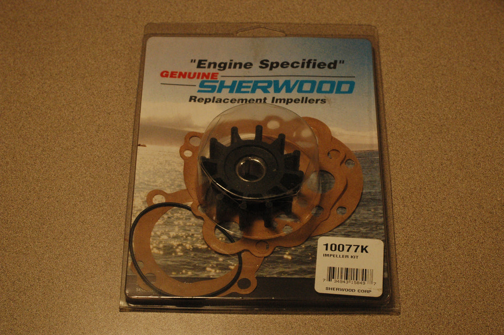 Sherwood 10077K Impeller kit ...........................BD