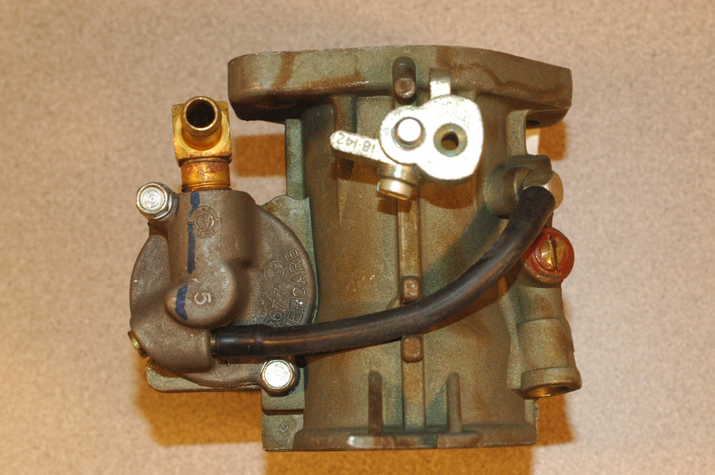 Mercury Marine Quicksilver 1368-5702A9 O/B carburetor wmk23-2 carb Outboard engine parts part from MarineSurplus.com