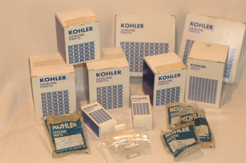 Kohler service parts kit oil, fuel, air filters point set condenser spark plug fuse Tune up Parts part from MarineSurplus.com
