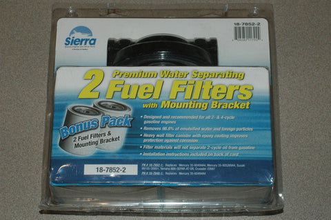 Sierra 18-7852-2 Fuel filter kit marinesurplus.com