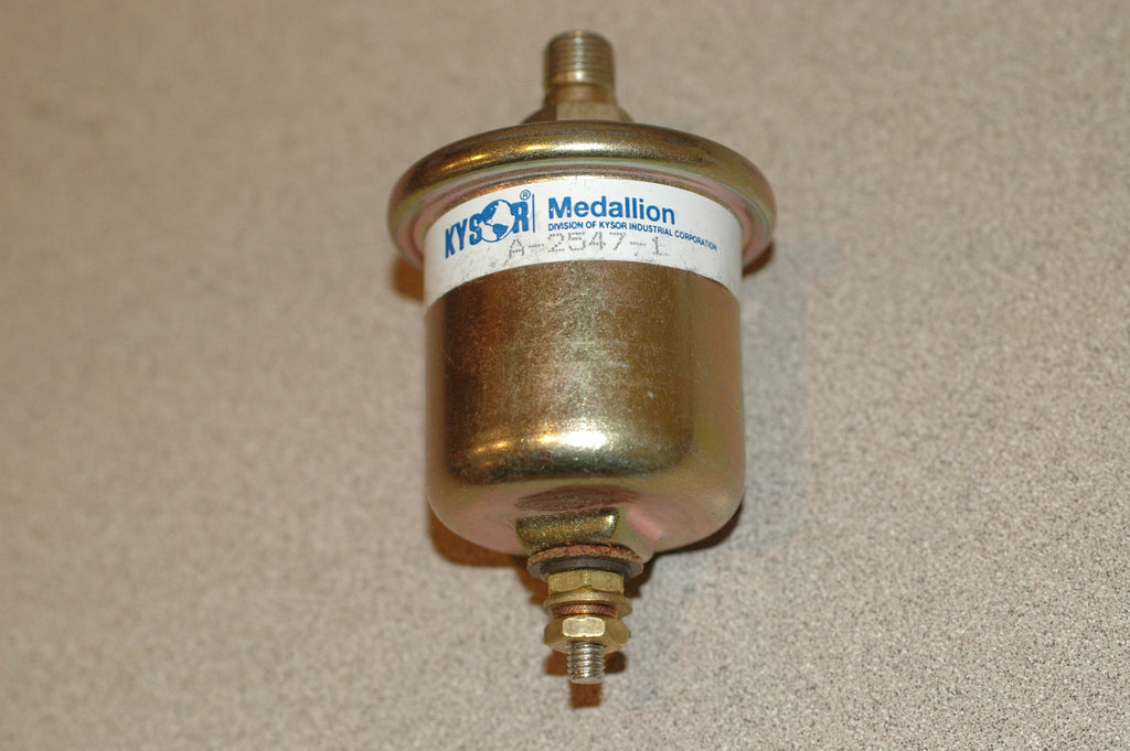 Kysor Medallion A-2547-1 Oil Pressure 02505-00 Sender OP24301, 11-OP24301, 850362 Oil Systems part from MarineSurplus.com
