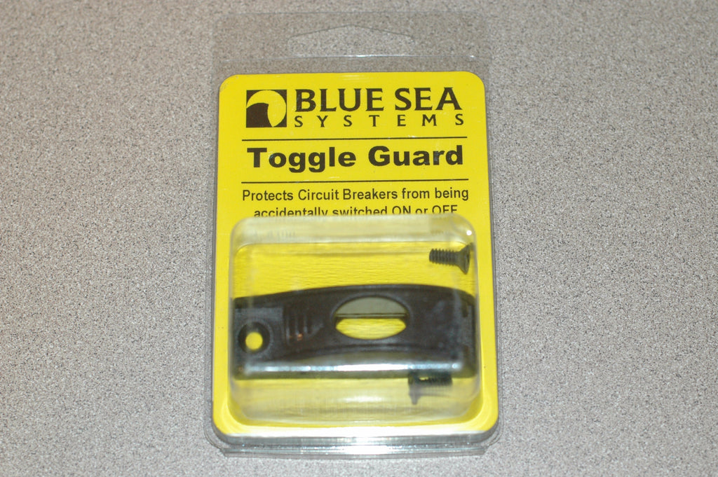Blue Sea Systems #4100 Toggle Guard Circuit Breaker Protector Electrical Systems part from MarineSurplus.com