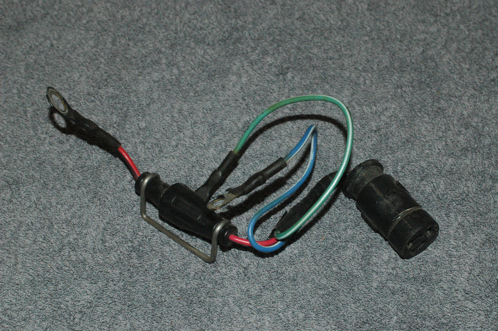 OMC 985704 trim tilt cable wire harness with fuse (used see description) Electrical Systems part from MarineSurplus.com