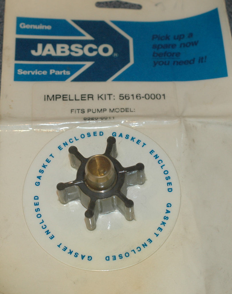 Jabsco 5616-0001 Impeller kit marinesurplus.com