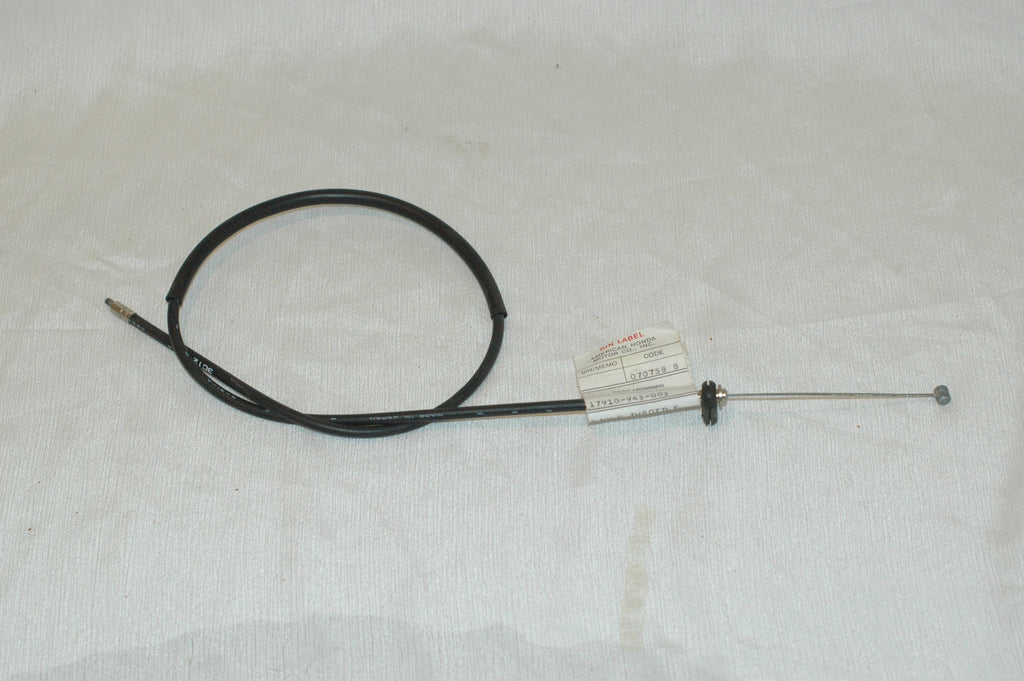Honda 17910-943-003 throttle cable ATC110 Motorcycle Parts part from MarineSurplus.com