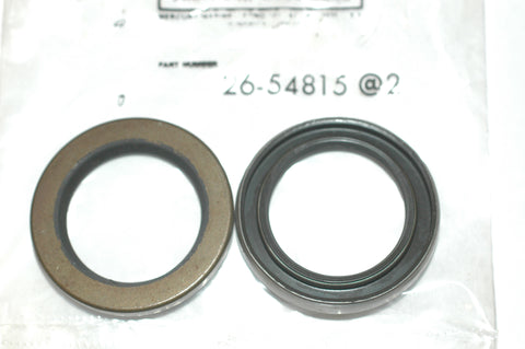 "Mercury Marine Quicksilver 26-54815 seal ""Bag of Two"" Gaskets/Seals part from MarineSurplus.com"