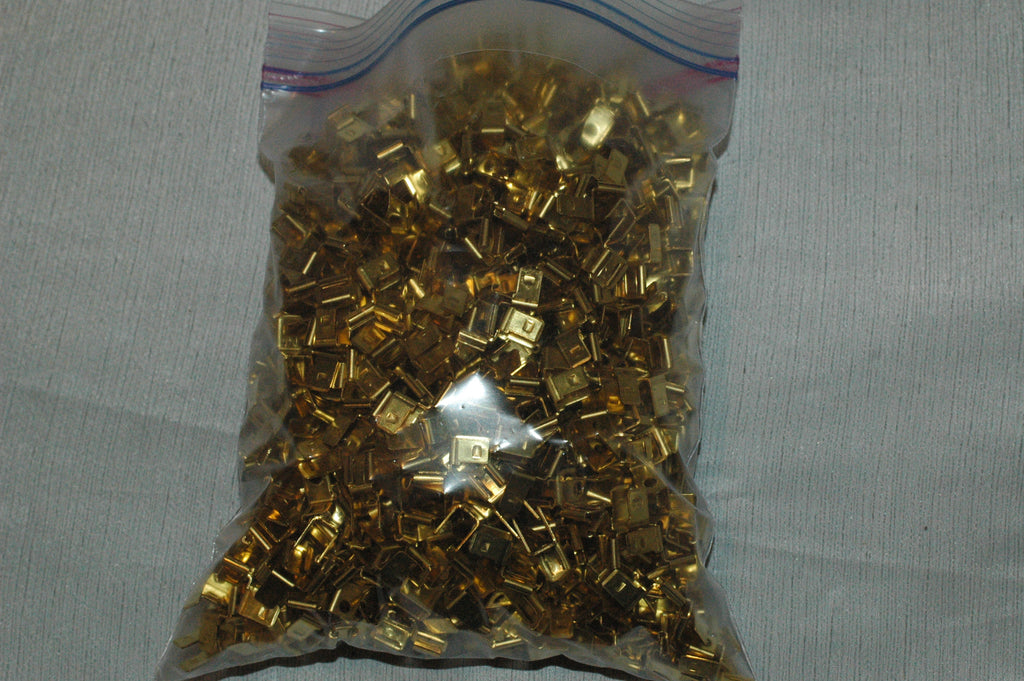 Nichifu 250-03Z solderless terminal non insulated 3 way, Bag of 1,000 Electrical & Lighting part from MarineSurplus.com
