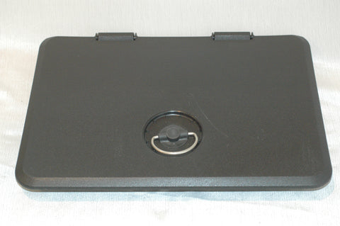T-H Marine HAT-1115-X water proof deck access inspection hatch black B3