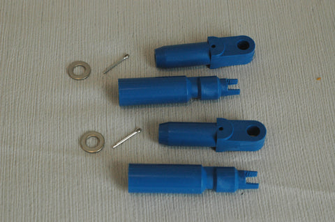 Throttle Shift control cable connector for 33c style cables Johnson Evinrude OMC Controls & Steering MarineSurplus.com