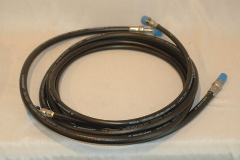 Mercury Marine Quicksilver 32-897982K08 32-8M0046920 Power Steering Hydraulic Hose Kit Controls & Steering MarineSurplus.com
