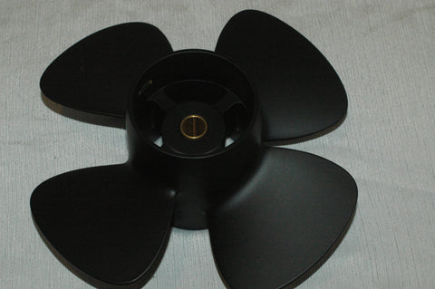 Mercury Marine 48-812954A10 Propeller 8.7x5p four blade Propellers part from MarineSurplus.com