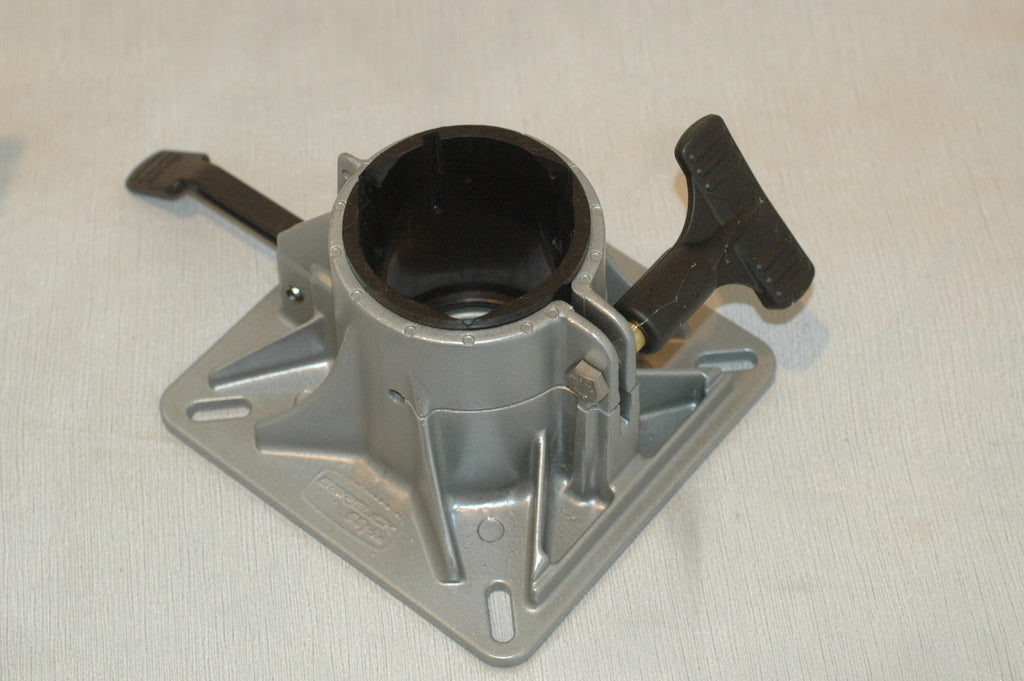 "Garelick 99036 swivel seat mount spider for 2 7/8"" SMOOTH posts Seating parts part from MarineSurplus.com"