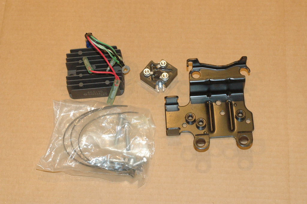 Mercury Marine Quicksilver 10 amp high output charging kit 856557A1 (See description)