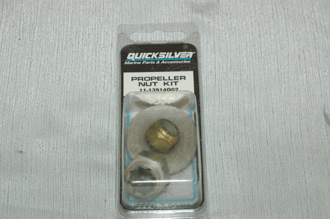 MERCURY Quicksilver 11-13914Q02 Propeller nut kit and thrust washer