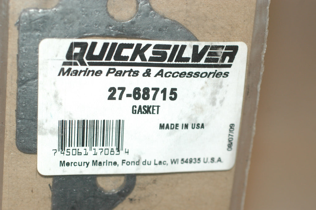 Mercury Quicksilver 27-68715 Gasket