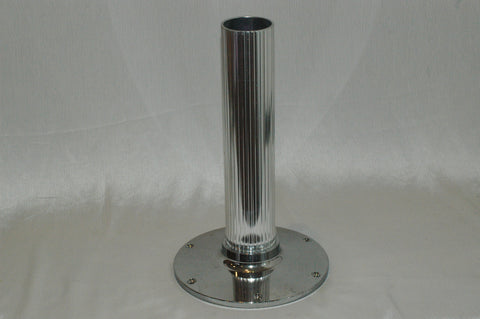 "Garelick 75515 ribbed 15"" pedestal (blemished finish)"