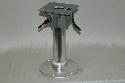 "Garelick 15"" pedestal 75515 with 99026 swivel spider"