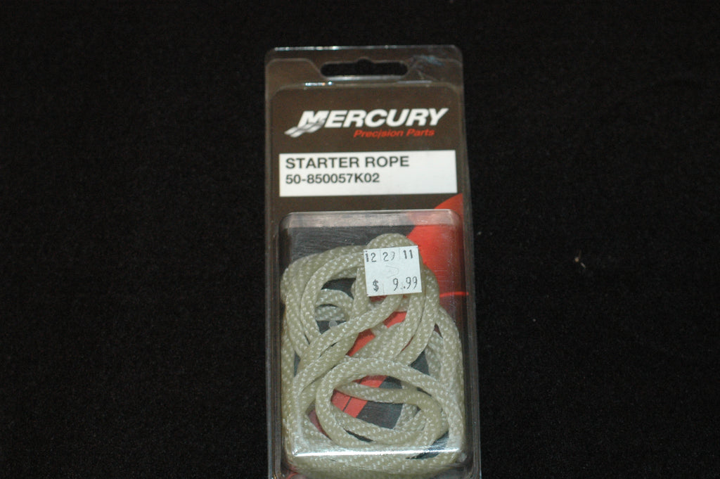 Mercury Quicksilver 50-850057K02 starter rope