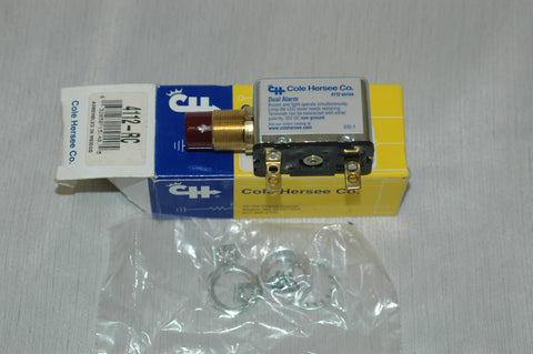 Cole Hersee 4112-RC DUAL ALARM SWITCH
