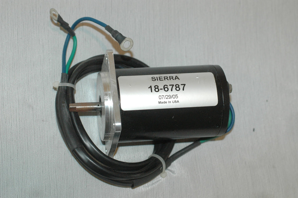 Sierra 18-6787 Tilt/Trim motor for Yamaha - MARINESURPLUS.COM