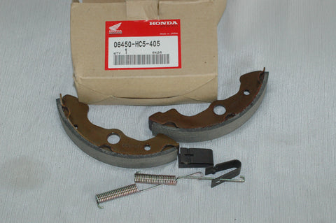 Honda 06450-HC5-405 BRAKE SHOE SET - MARINESURPLUS.COM