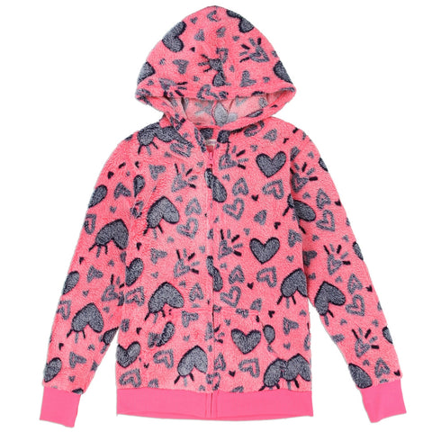 LOVE @ FIRST SIGHT GIRLS Hoodie