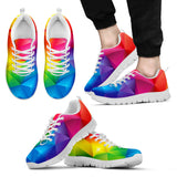 Rainbow Gay Pride Sneakers