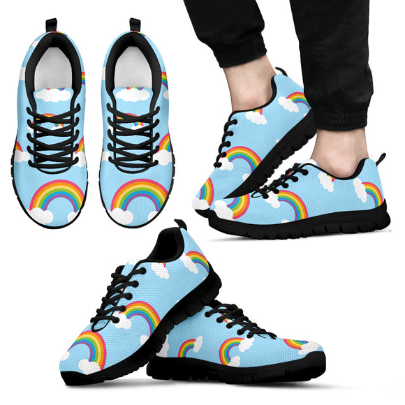 Simple Rainbow Sneakers