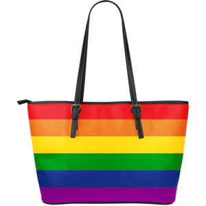 Rainbow Color Pride Handbag