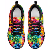 Gay Pride Vibrant Sneakers and Casual Shoes