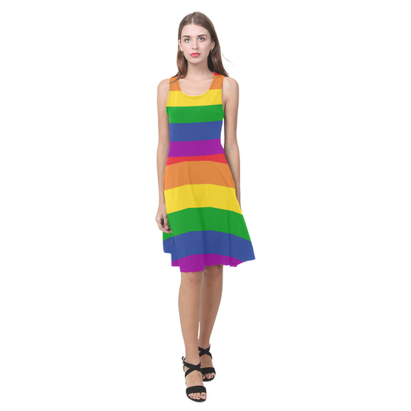 Rainbow Ladies Atalanta Casual Sundress